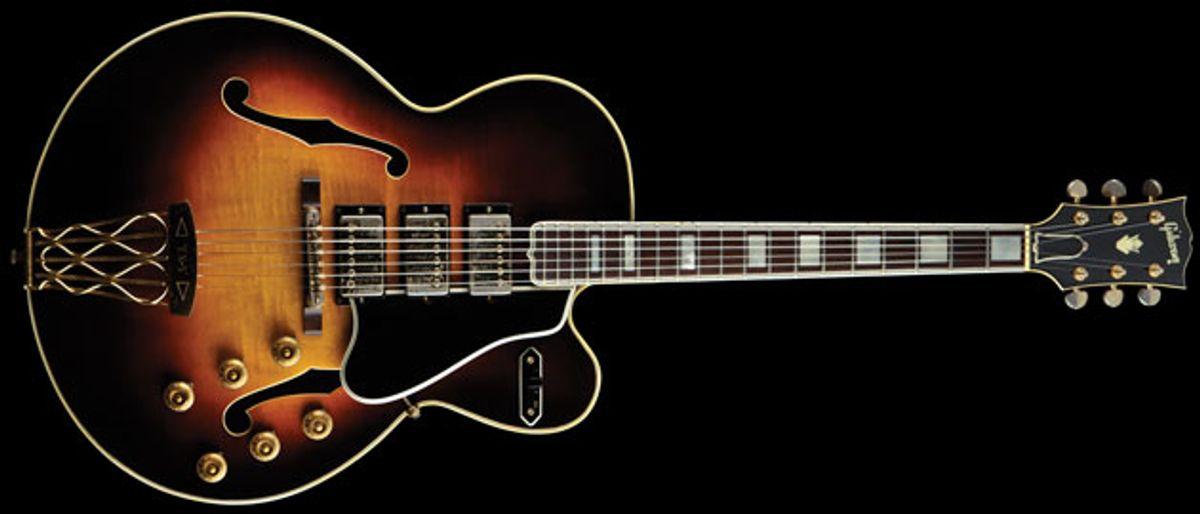 Vintage Vault: 1959 Gibson ES-5 Switchmaster