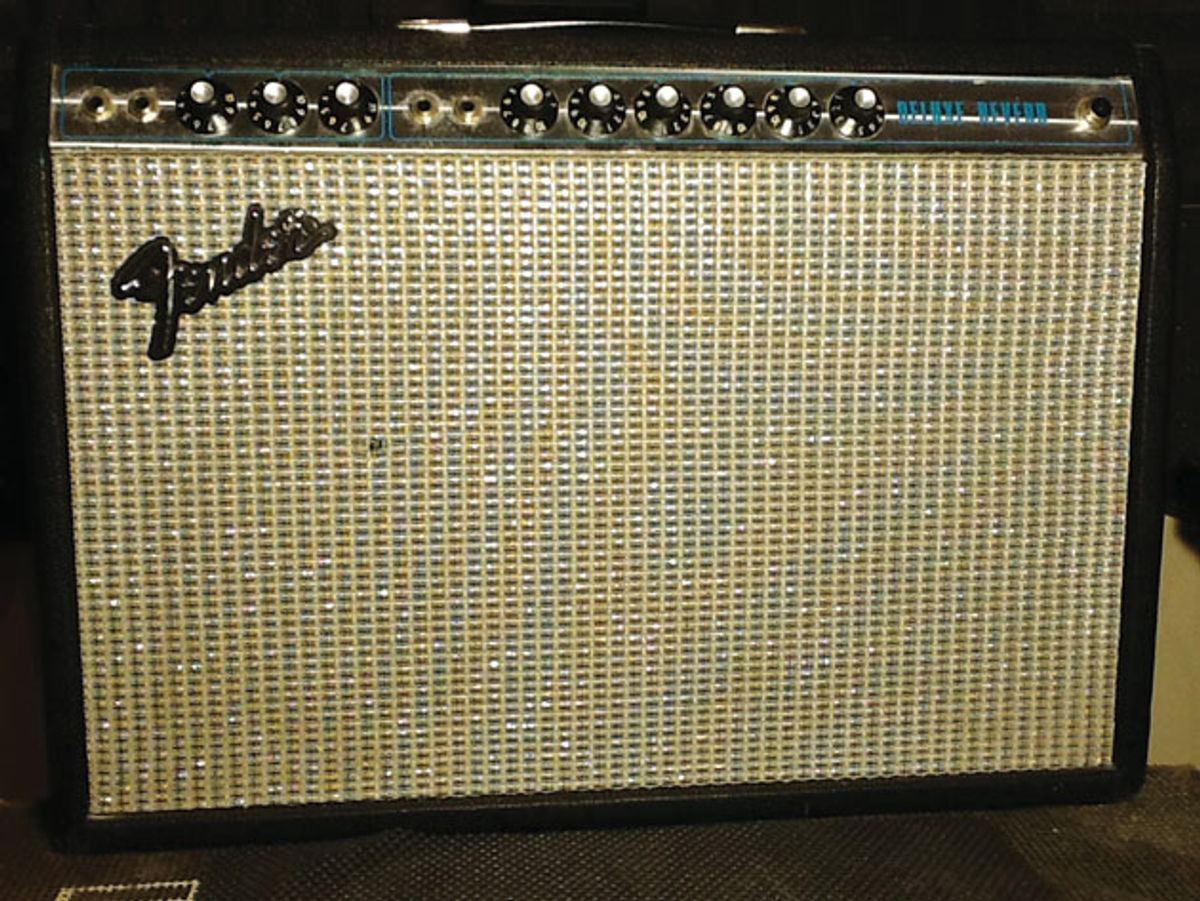 Ask Amp Man: Restoring a Deluxe Reverb's Magic