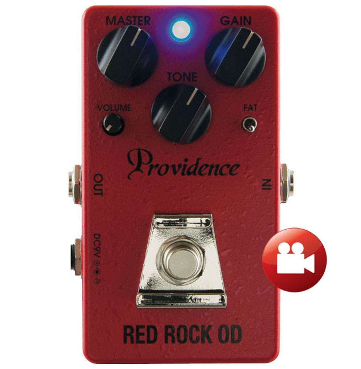 Providence Red Rock ROD-1 Overdrive Review
