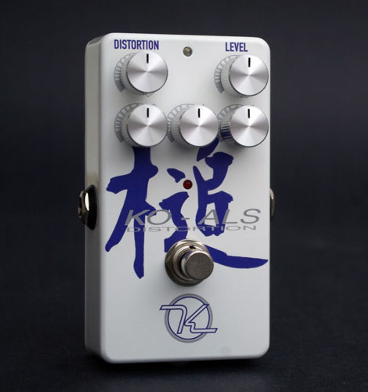Keeley Electronics Releases KO-ALS Distortion Pedal