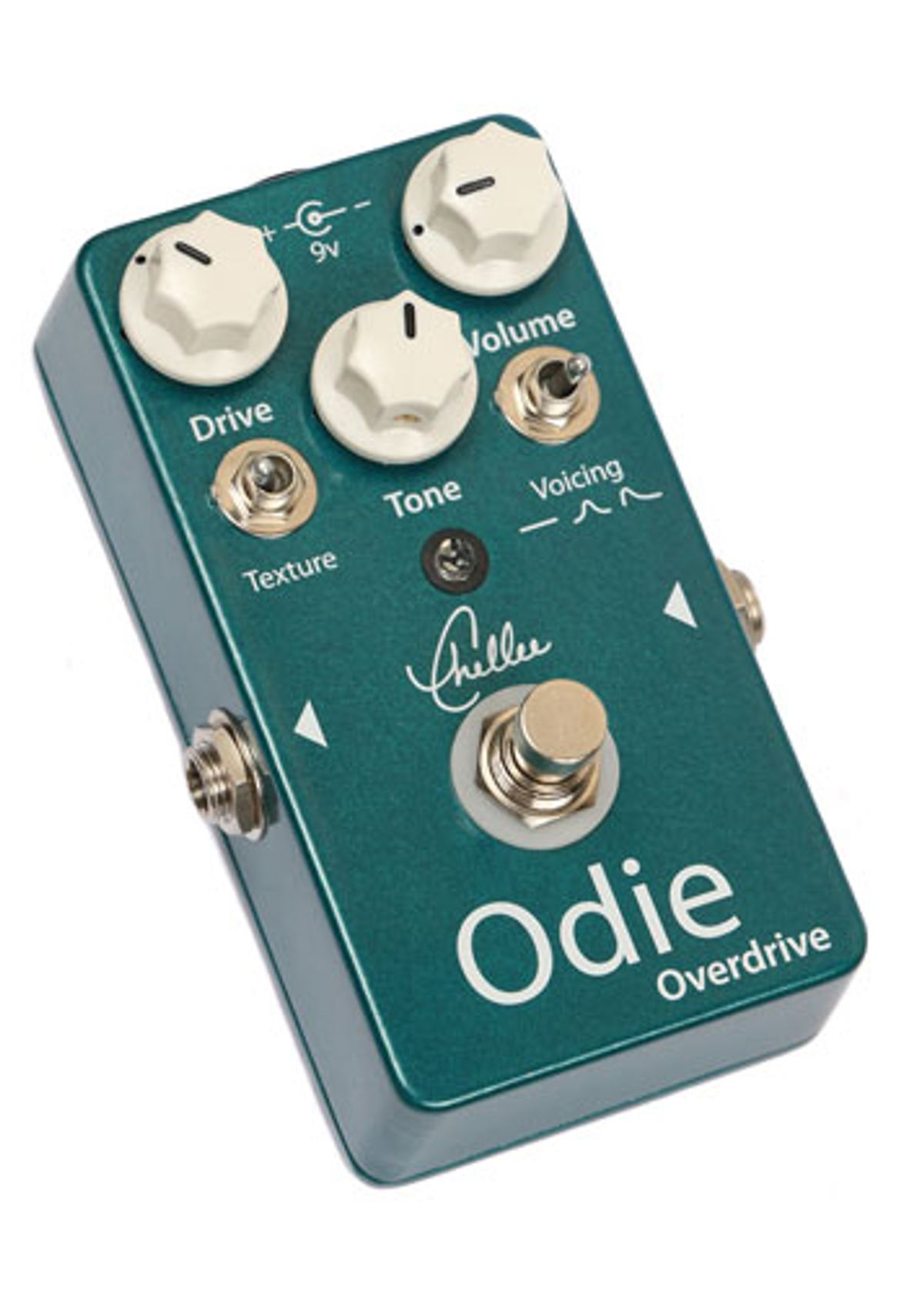 Chellee Guitars Introduces the Odie Overdrive Pedal