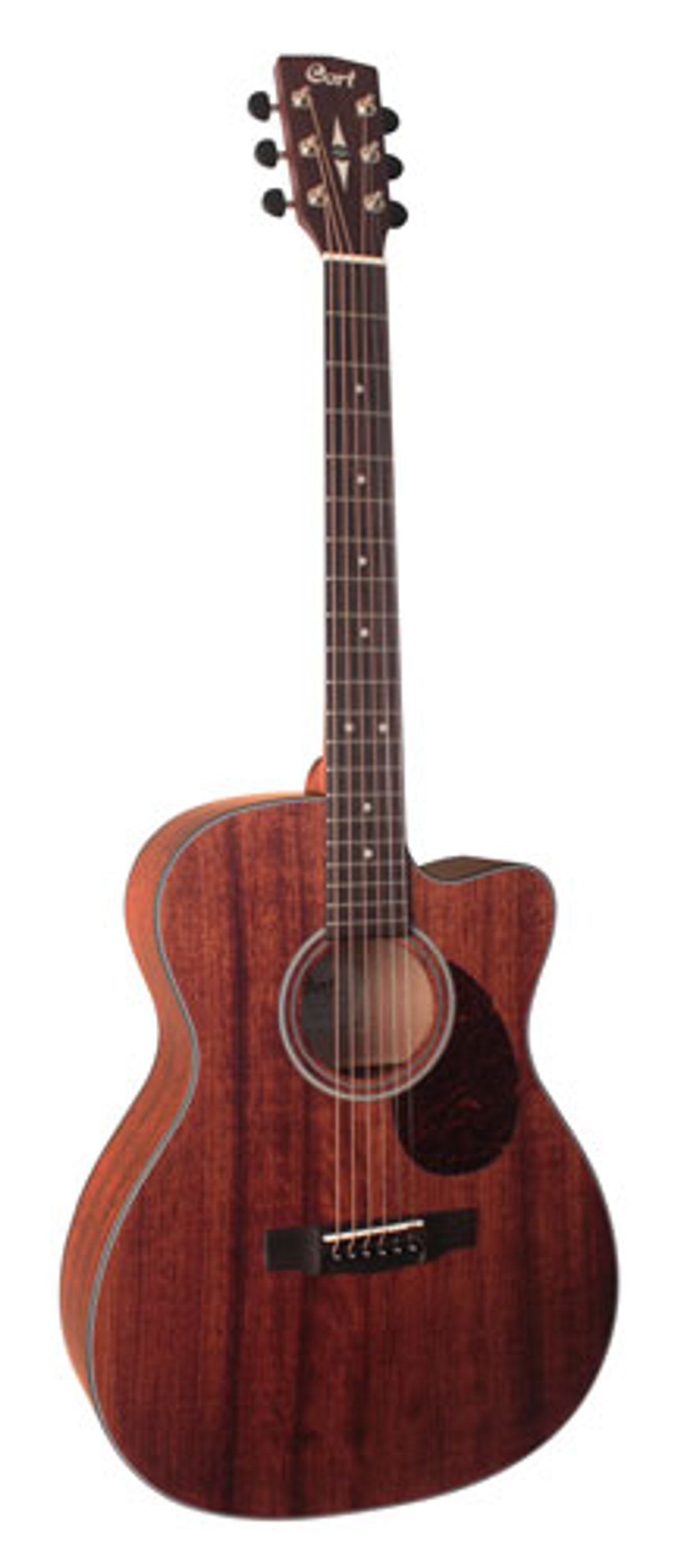 Cort Releases the AS-OC4 Acoustic-Electric Guitar