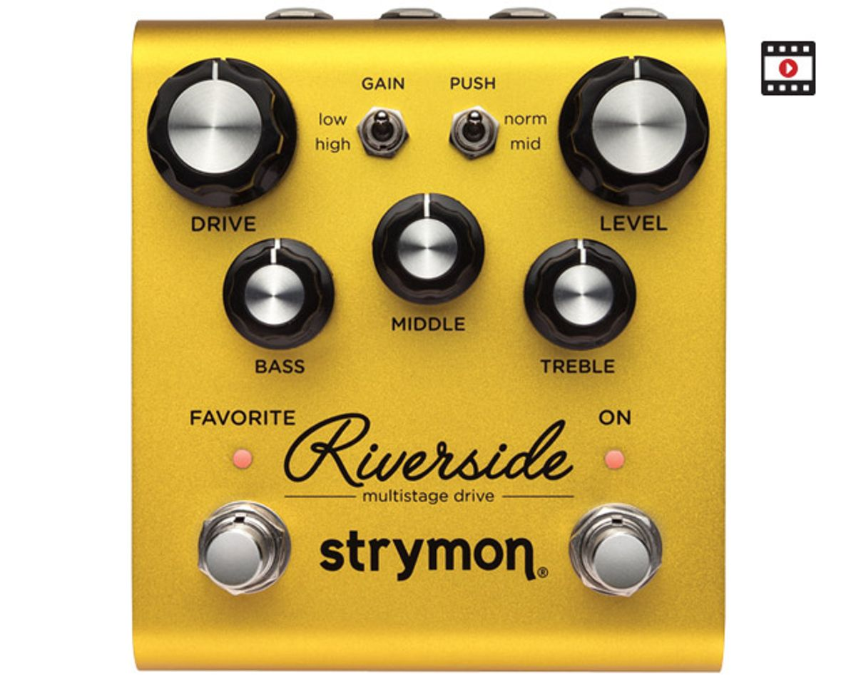Strymon Riverside Review