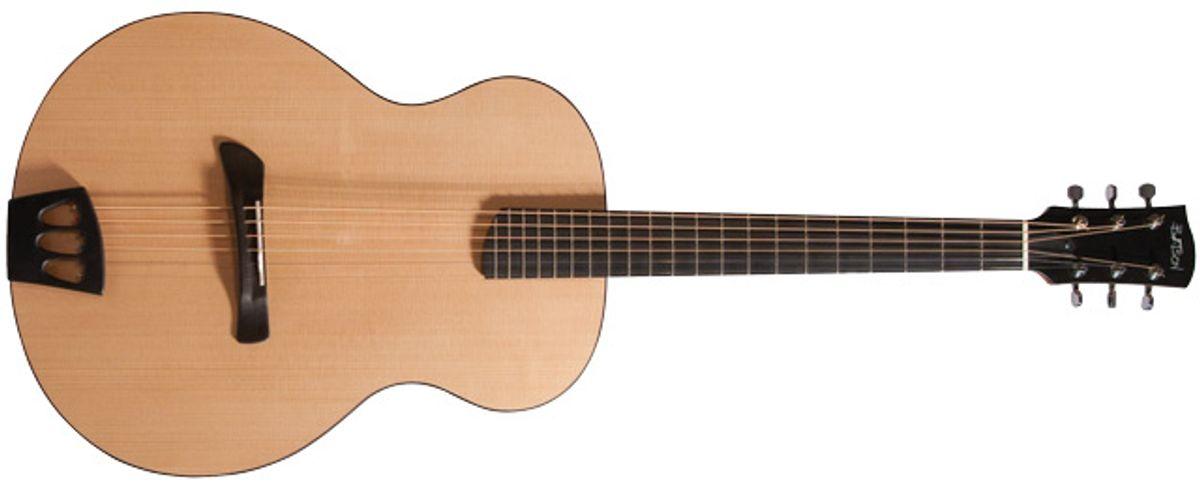 Batson Guitar Co. No. 5 Acoustic Guitar Review