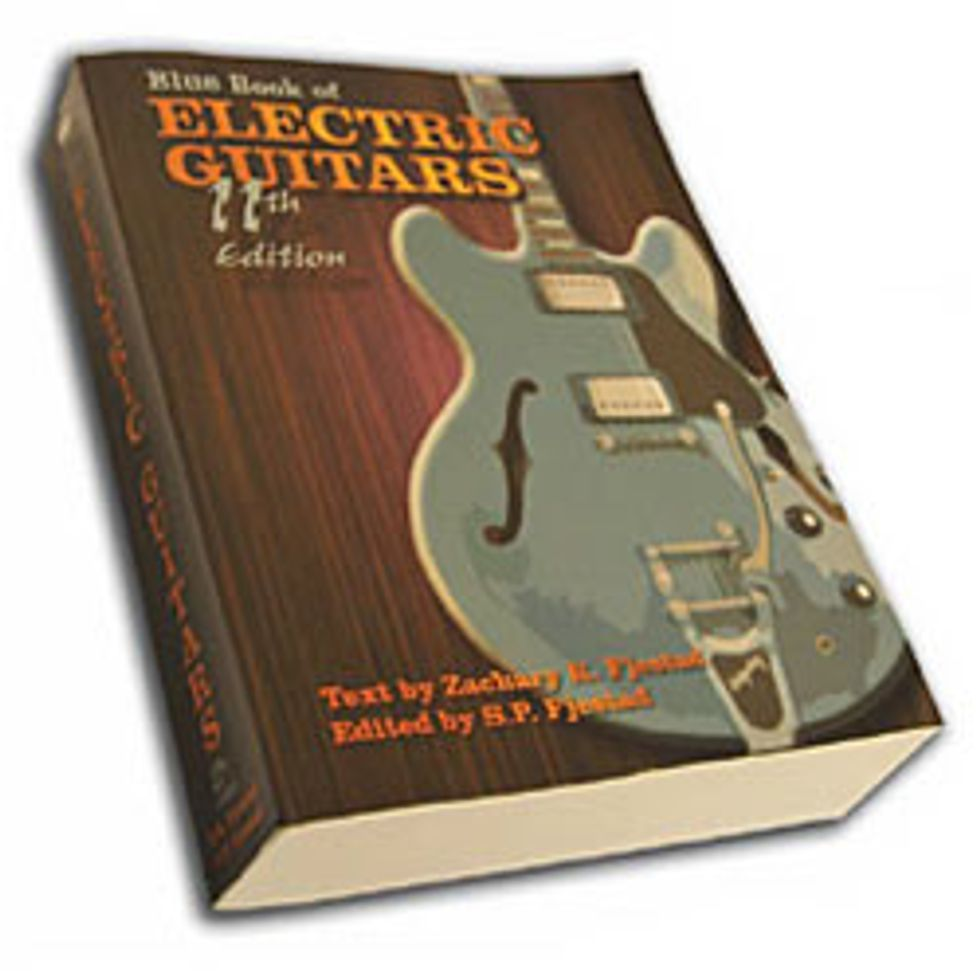 The Blue Book of Electric Guitars, 11th Edition