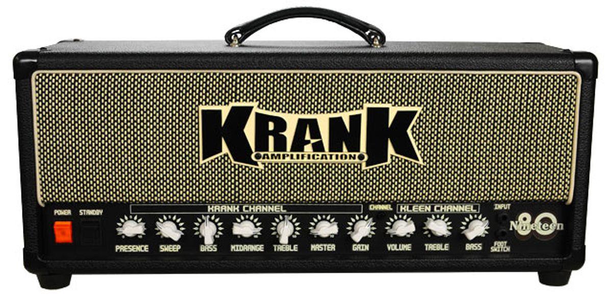 Krank Nineteen80 Amp Review