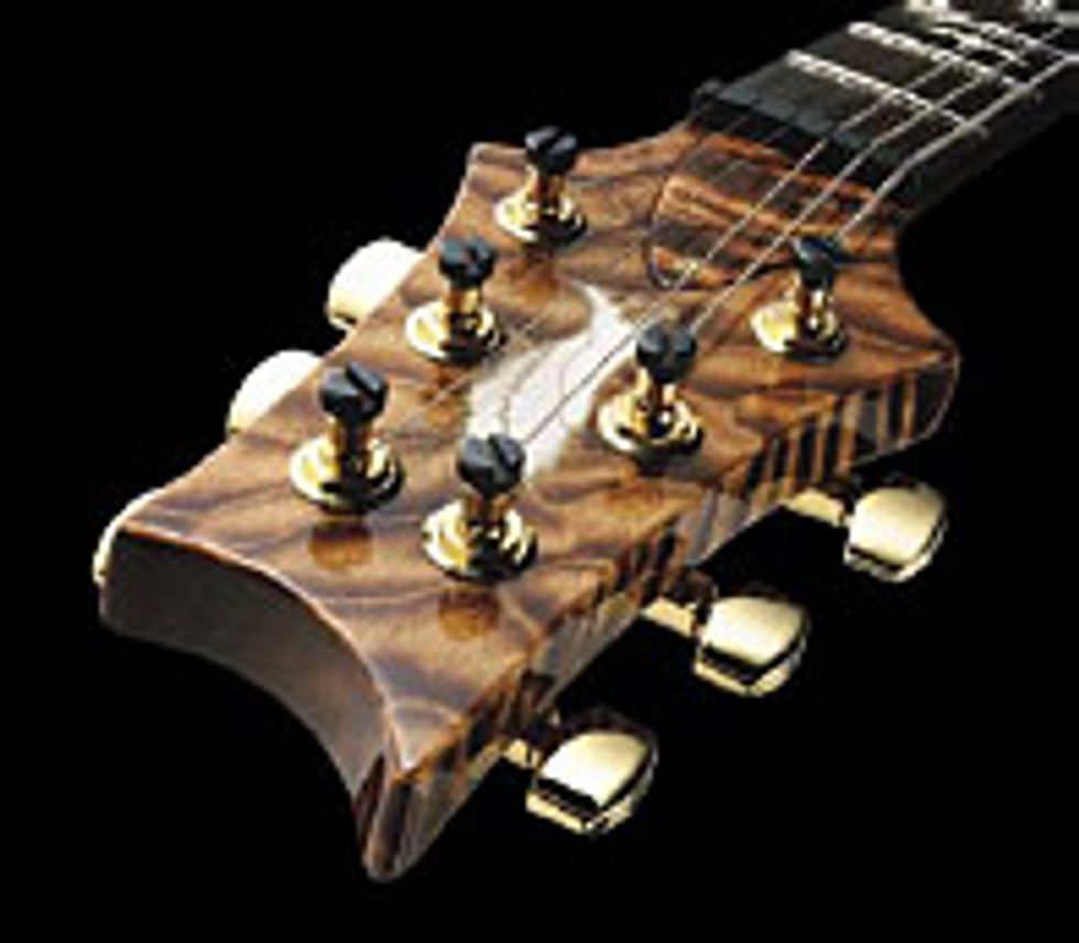 PRS Private Stock Gallery