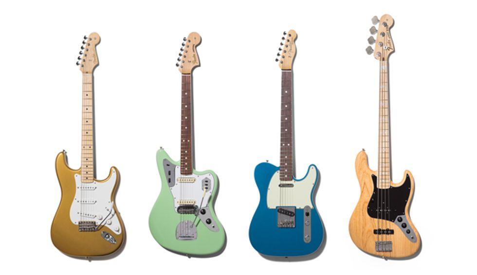 Fender Releases the American Original Series | Premier Guitar