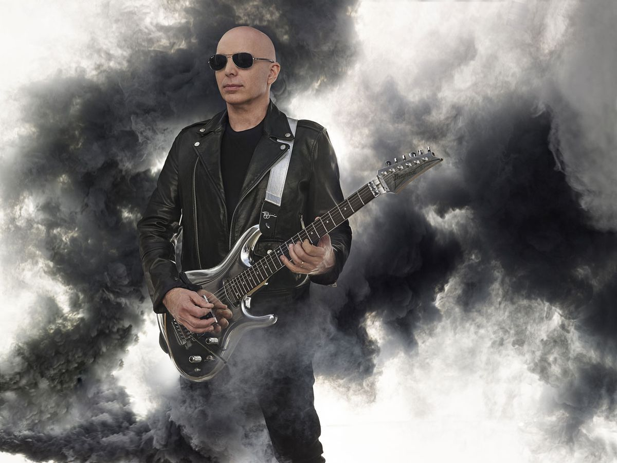 "Joe Satriani: ""Don't Even Think About It!"""