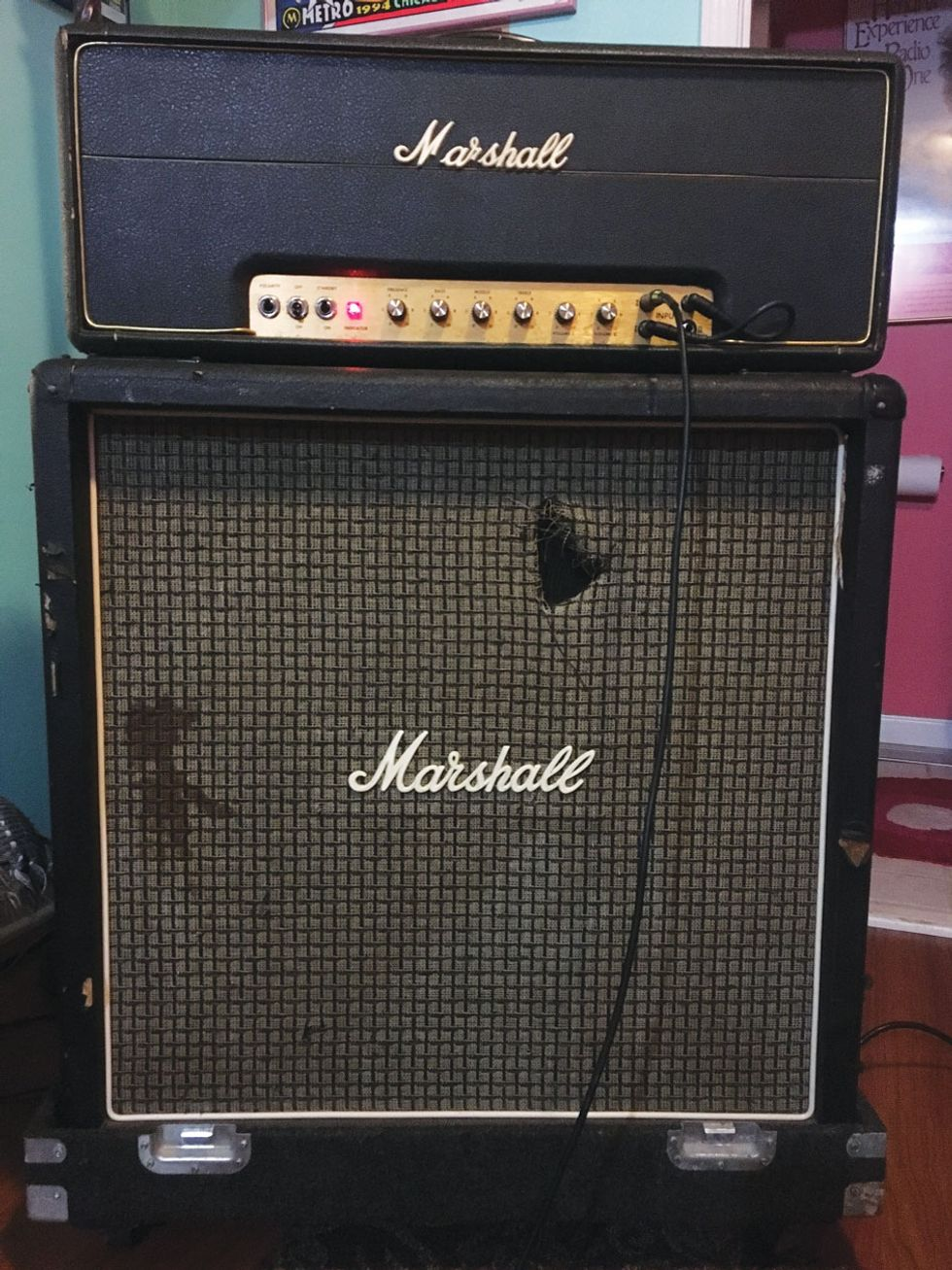 Ask Amp Man Positively Negative Feedback Premier Guitar Tone Control Circuit On Wiring Without A Higher Resistor Value Is Among The Design Aspects That Make An Old School Marshall Have More Grit Or Grind Than Fender