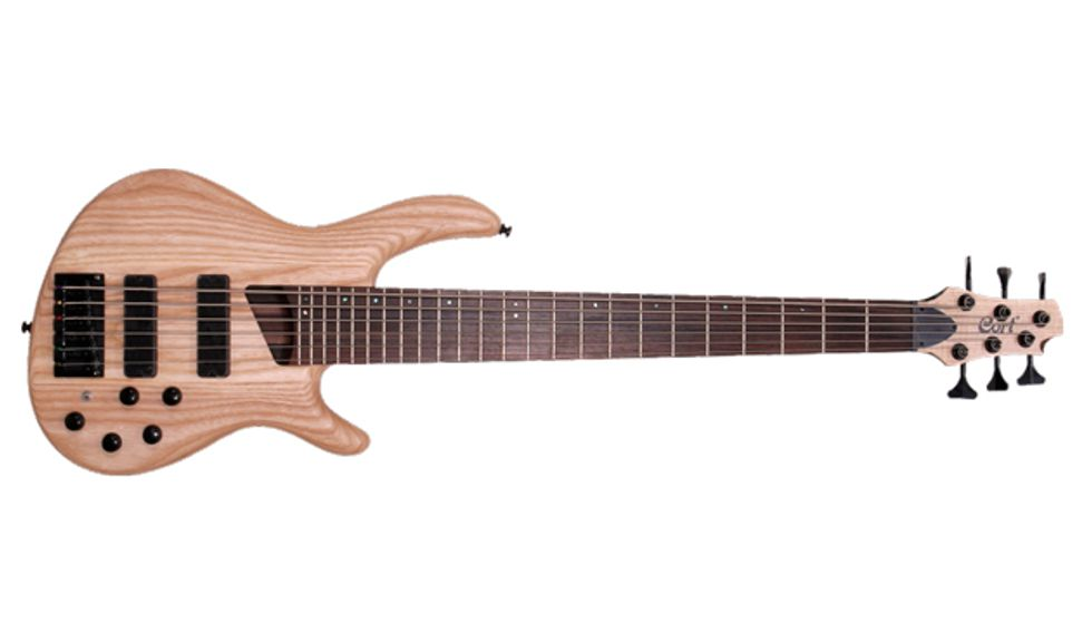 Cort Introduces The B6 Plus AS Bass