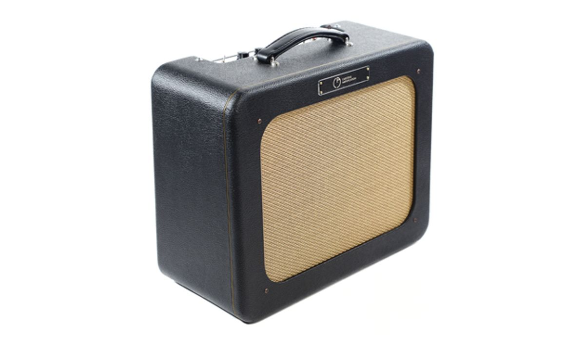 Carstens Amplification Announces the Black Flag