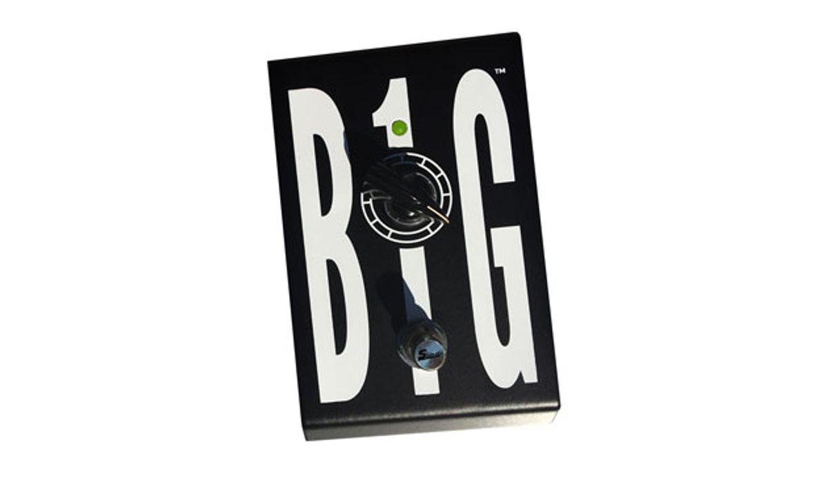 Shin-ei Announces the B1G 1 Gain Booster