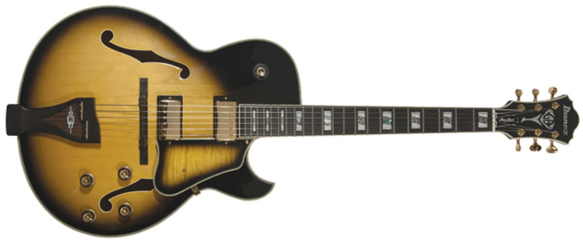 Ibanez GB300 George Benson Signature Guitar Review