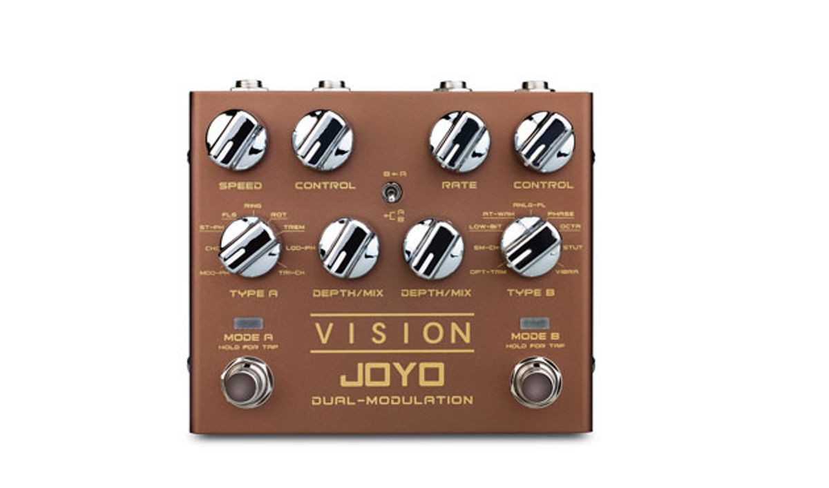 Joyo Audio Launches the Vision