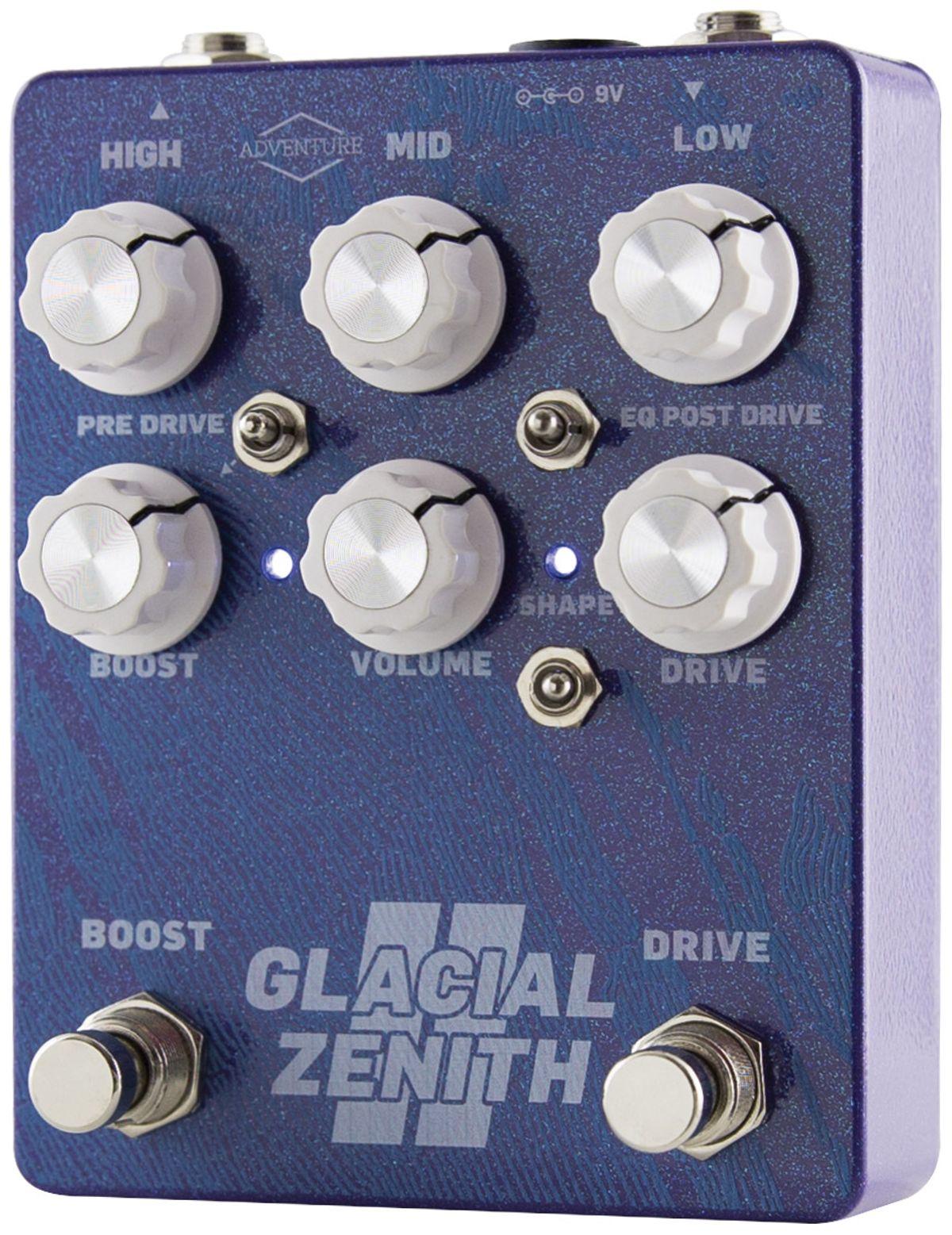 Quick Hit: Adventure Audio Glacial Zenith II Review