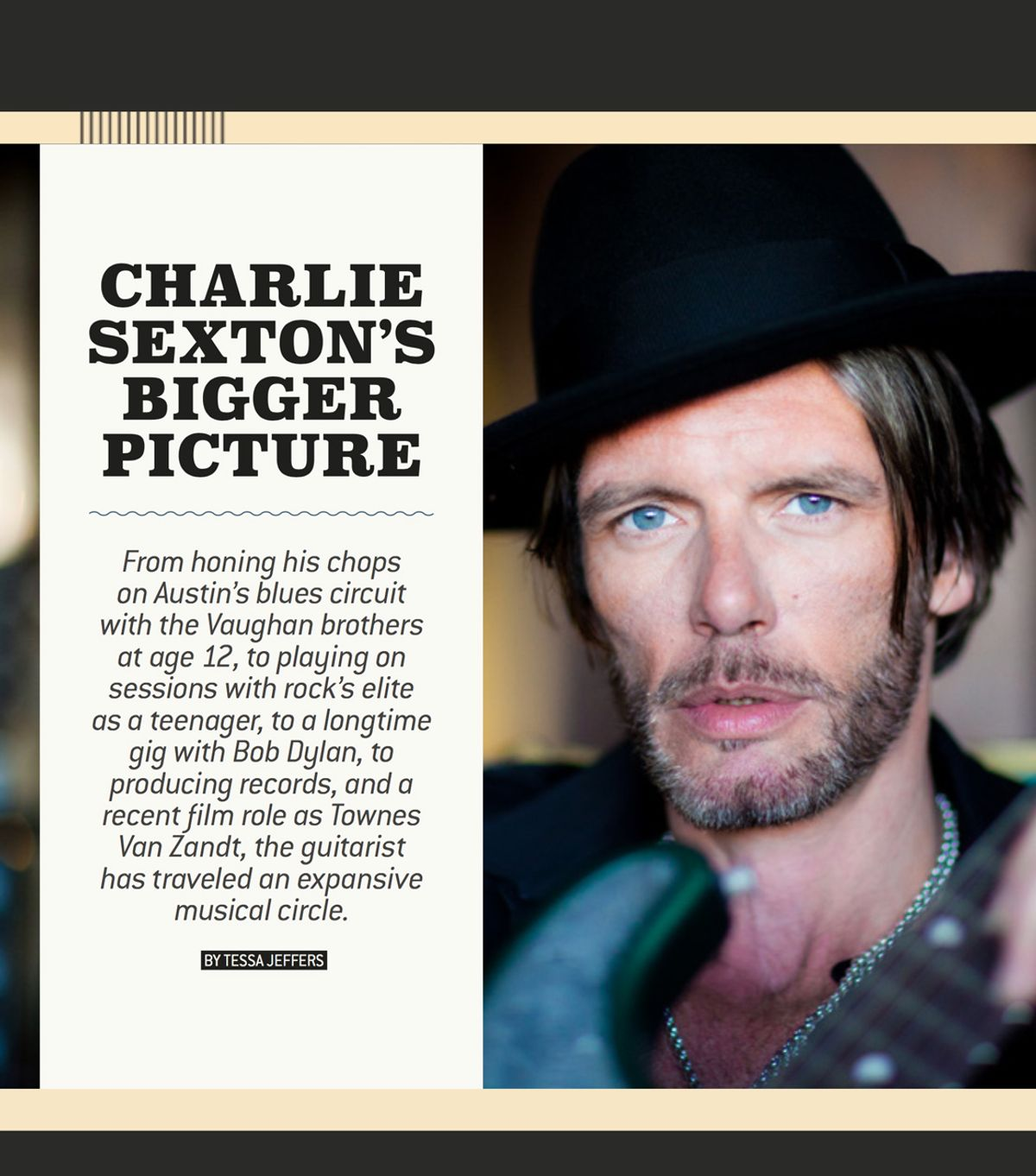 Charlie Sexton's Bigger Picture