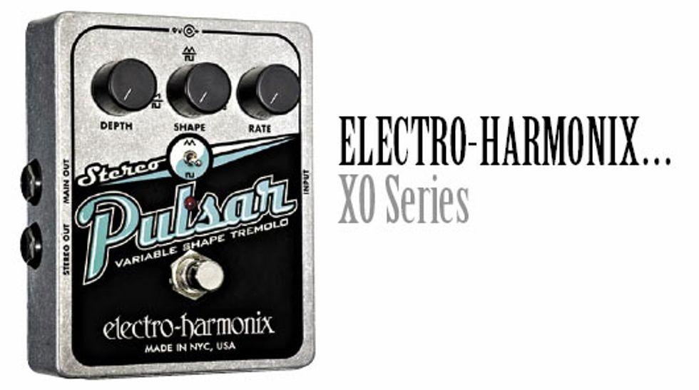 Electro-Harmonix XO Series
