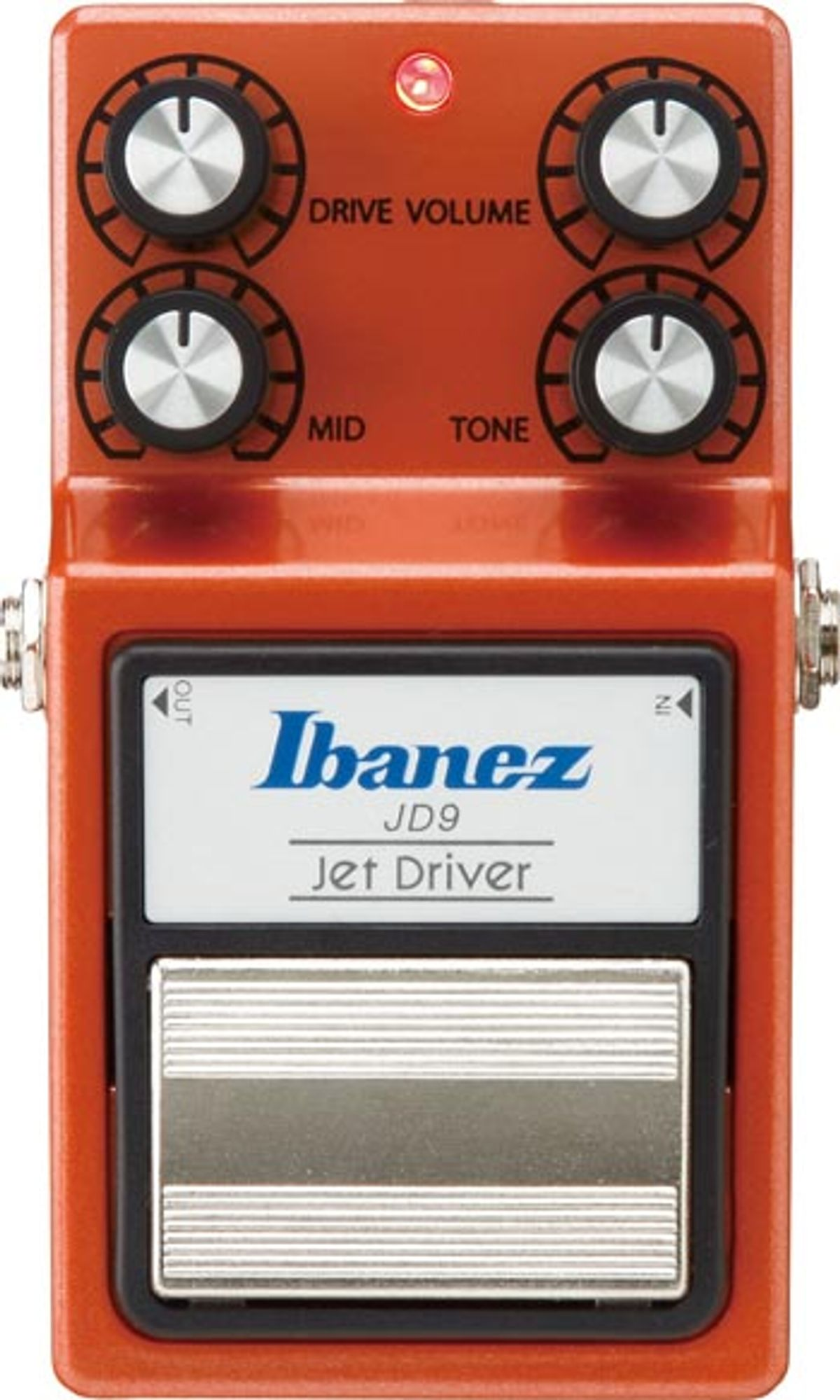 Ibanez JD9 Jet Driver Pedal Review
