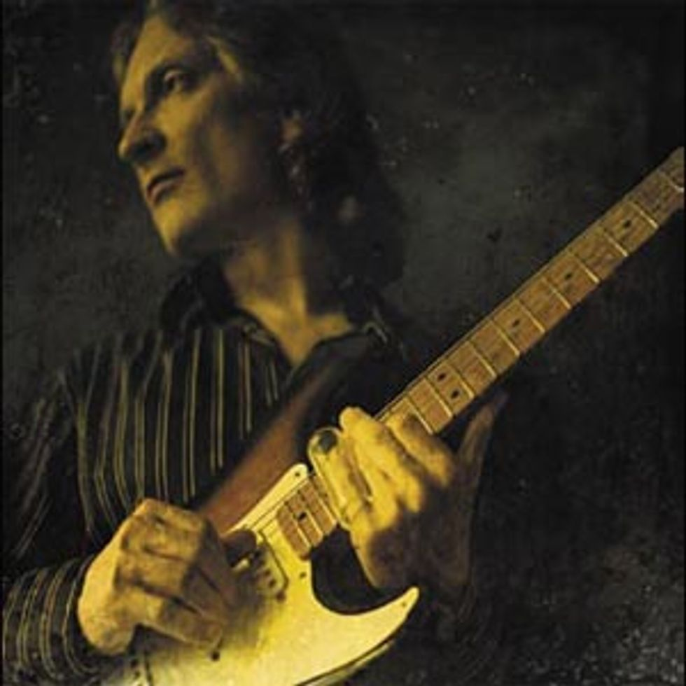 Playing Behind the Slide: An Interview with Sonny Landreth