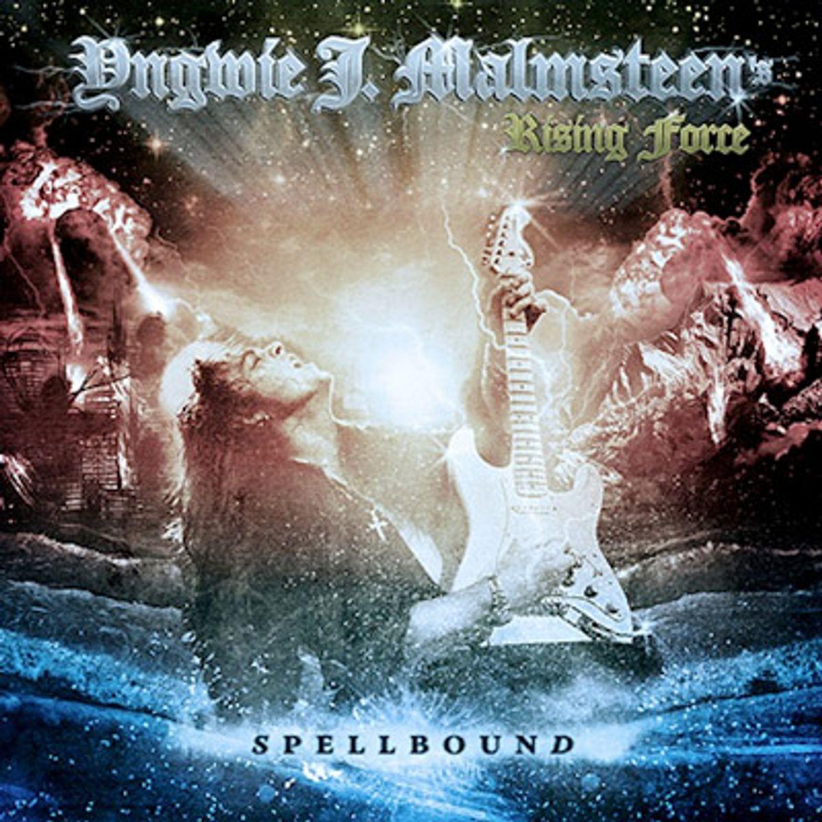"Interview: Yngwie Malmsteen on ""Spellbound"""