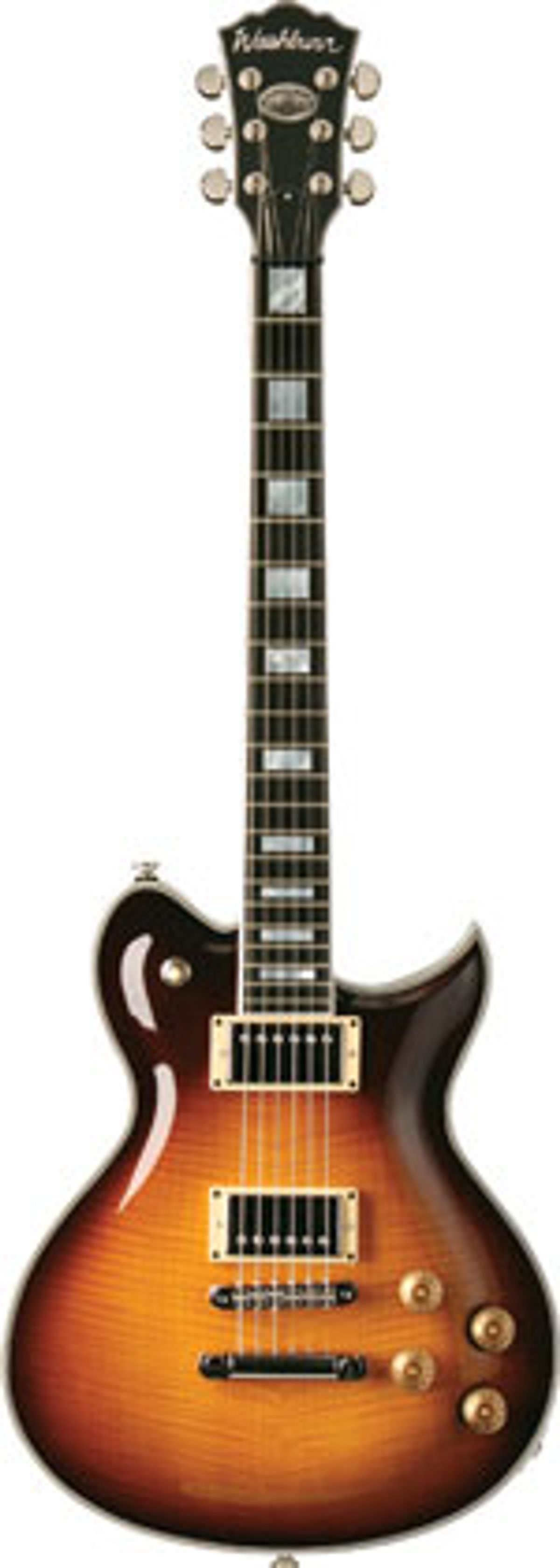 Washburn Guitars Introduces the WI595 from the Idol Series