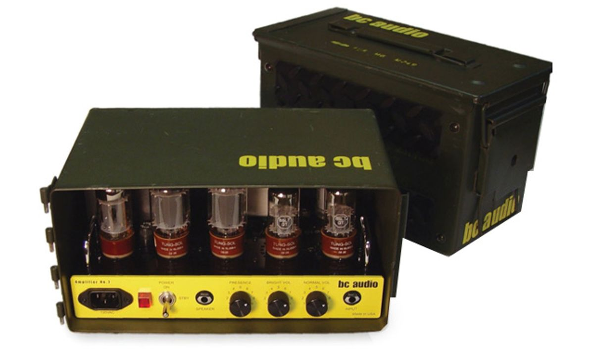 BC Audio Amplifier No. 7 Review