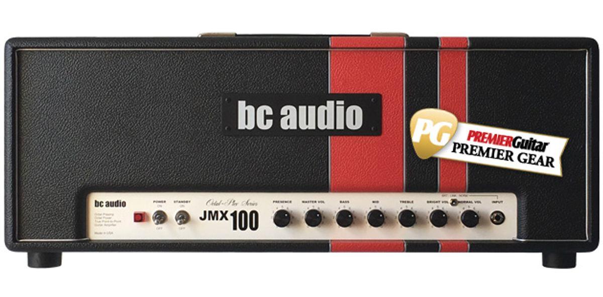 BC Audio JMX 100 Review