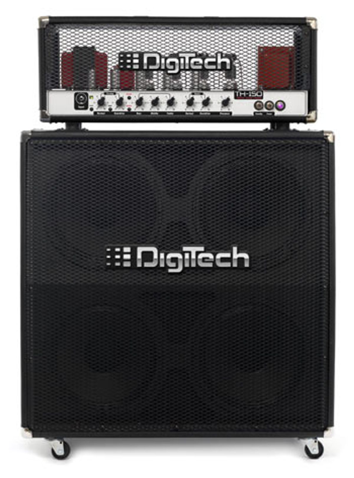 DigiTech Introduces Its First-Ever Guitar and Bass Amplifiers at NAMM 2011