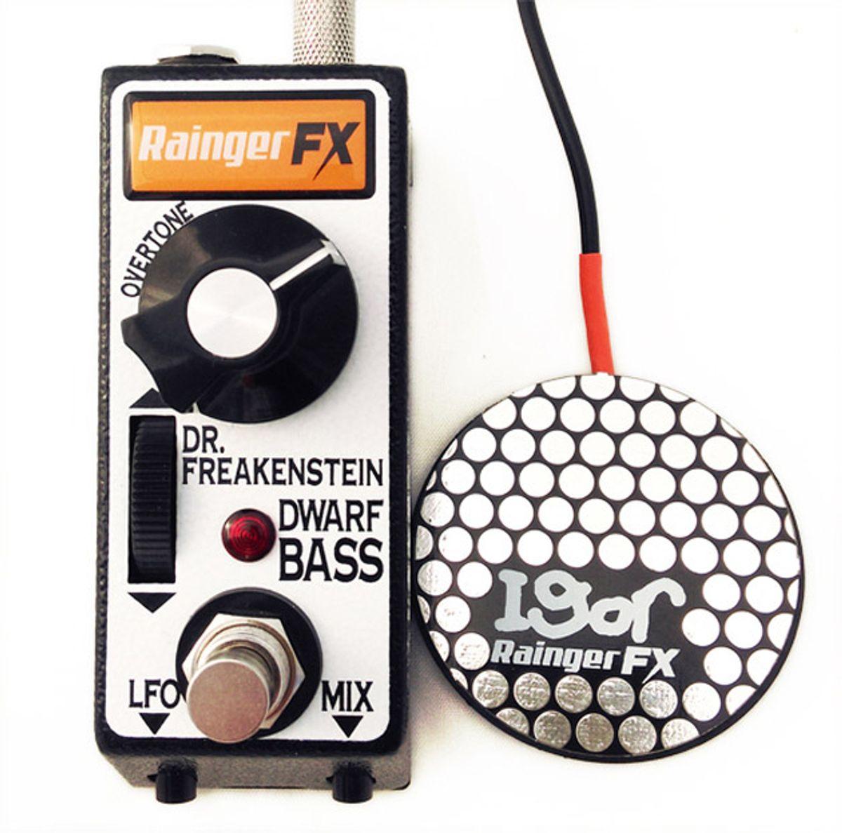 Quick Hit: Rainger FX Dr. Freakenstein Dwarf Bass Review