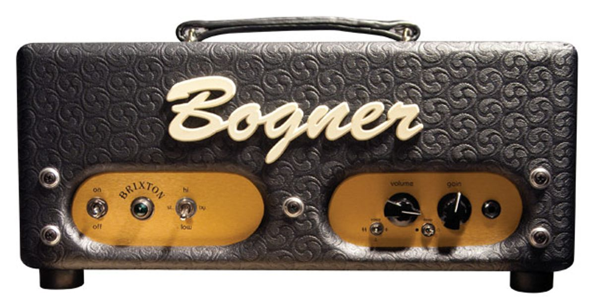 Bogner Brixton Amp Review
