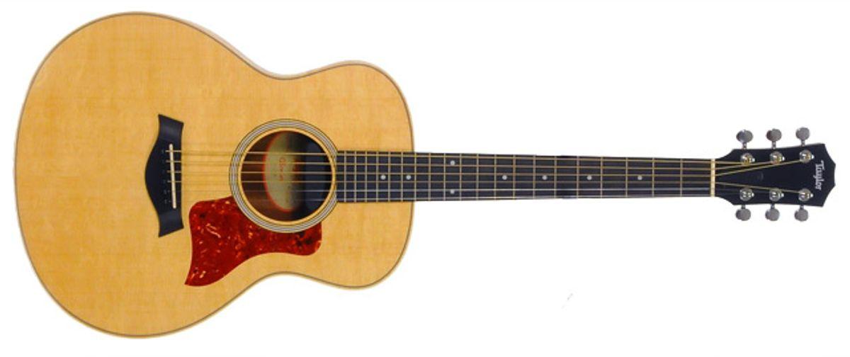 Taylor GS Mini Acoustic Guitar Review
