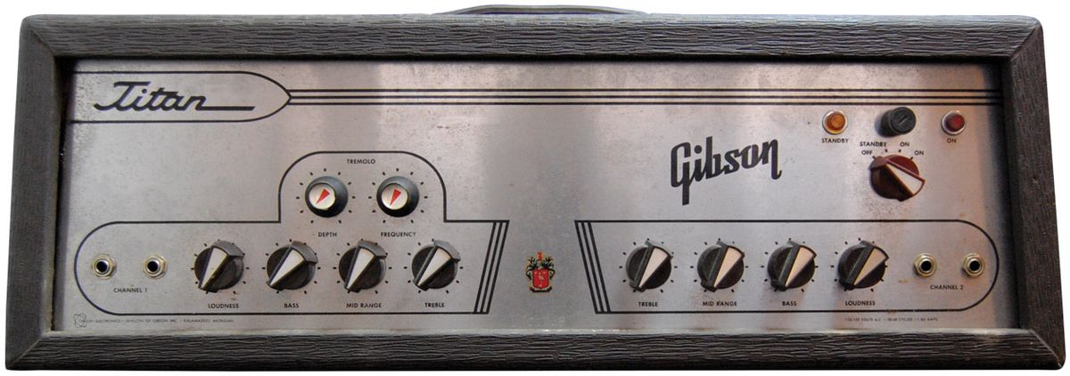Ask Amp Man: A Space-Age Gibson Titan Gets Relaunched