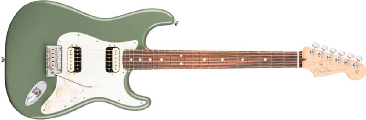 Fender Issues Statement on Use of Rosewood