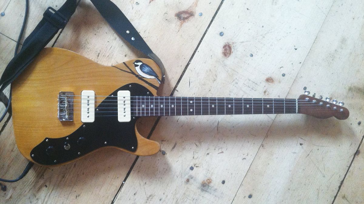 Reader Guitar of the Month: T-Style Chickadee