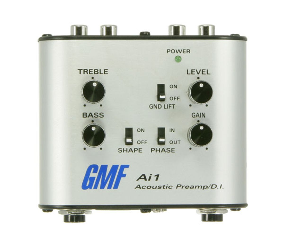 GMF Music Unveils the Ai1 Acoustic Preamp