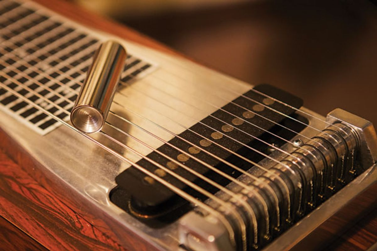Pedal to the Metal: A Short History of the Pedal Steel Guitar