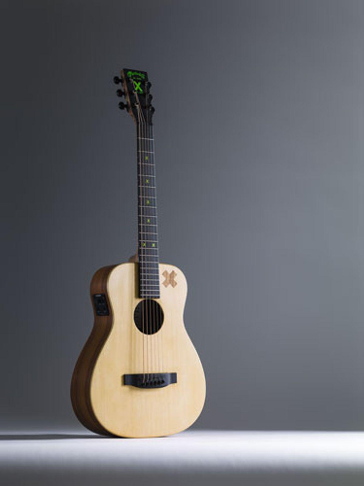 Martin Guitars Announces Ed Sheeran X Signature Edition