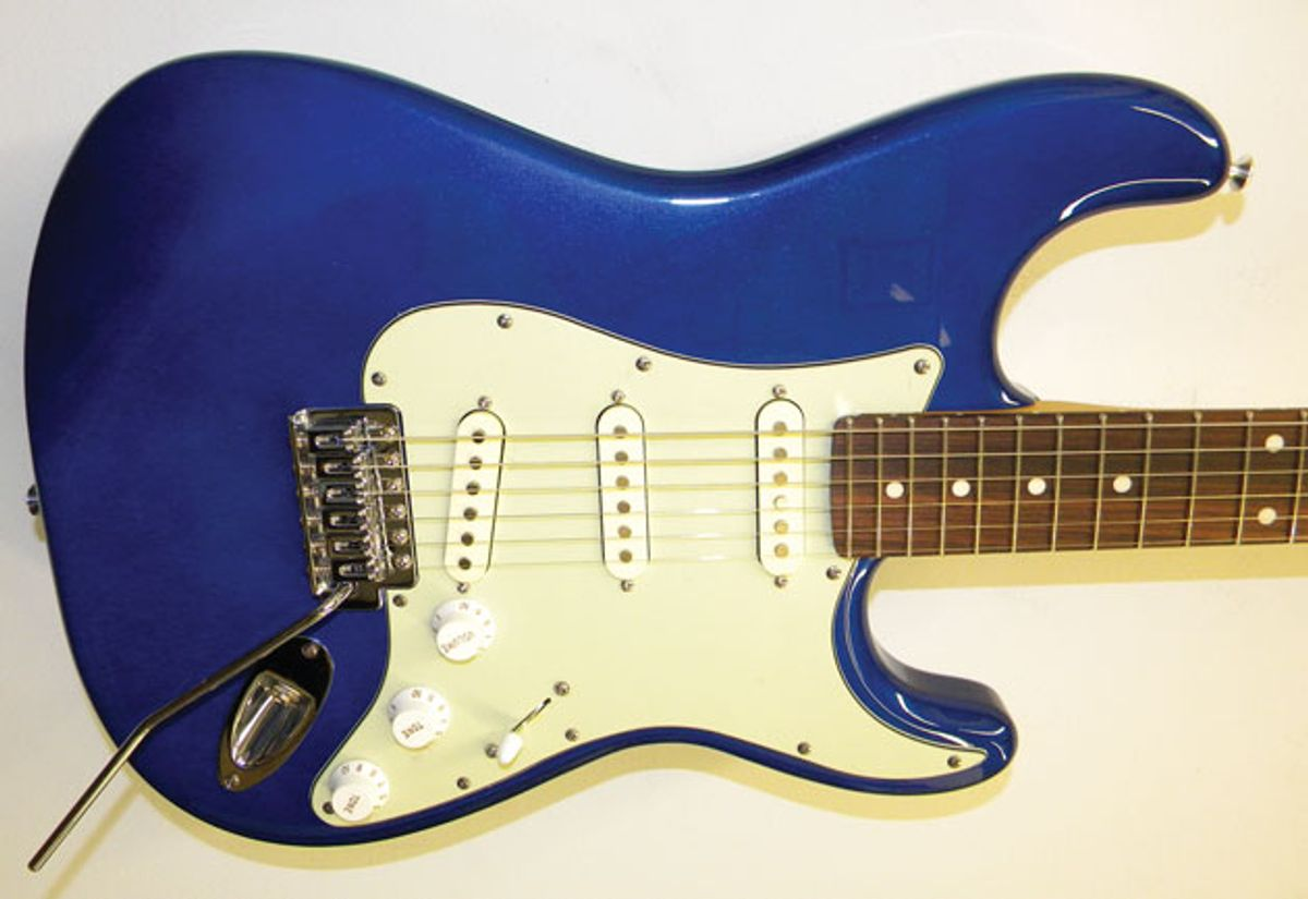 Guitar Shop 101: Tips for Buying a Used Electric