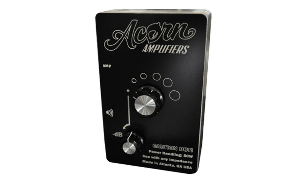 Acorn Amps Announces The Elevenuator Premier Guitar