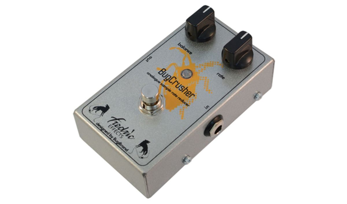 Fredric Effects Unveils the BugCrusher