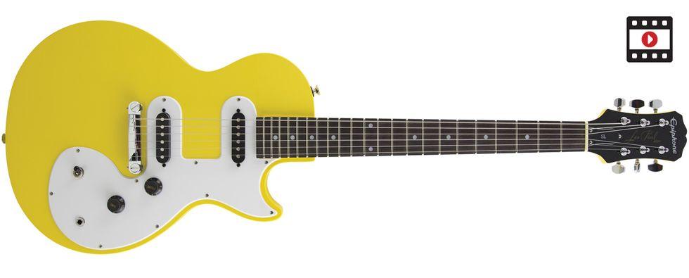 Epiphone Les Paul SL Review | Premier Guitar