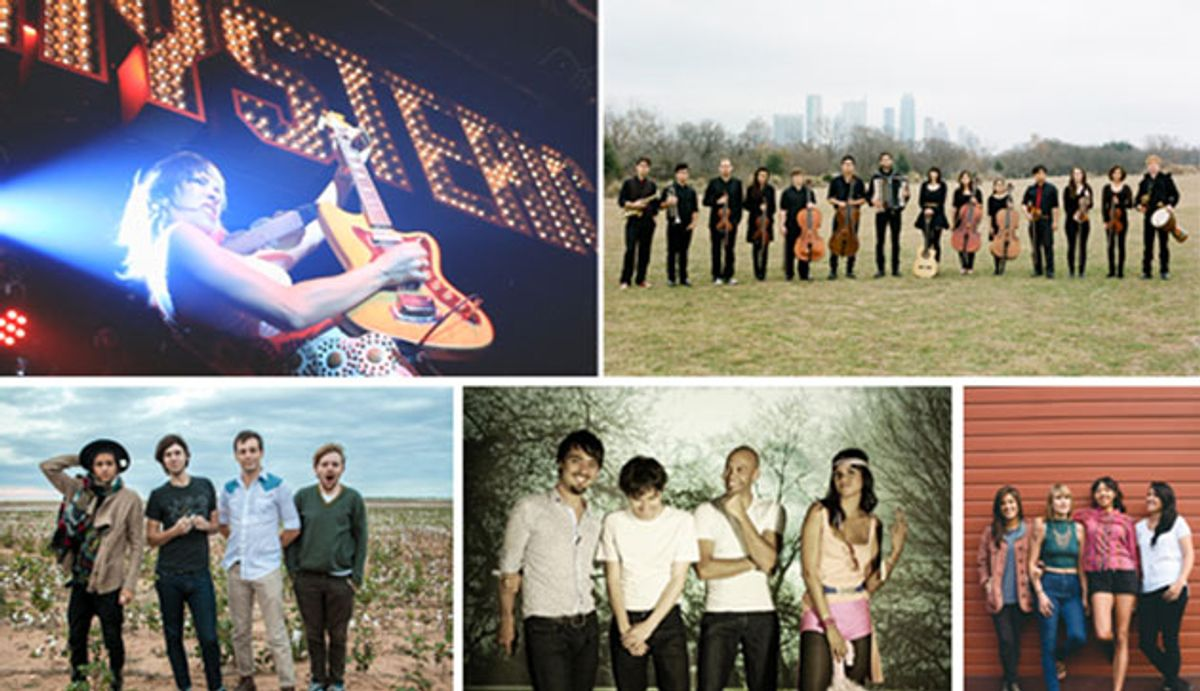 5 SXSW Bands to Watch in 2015