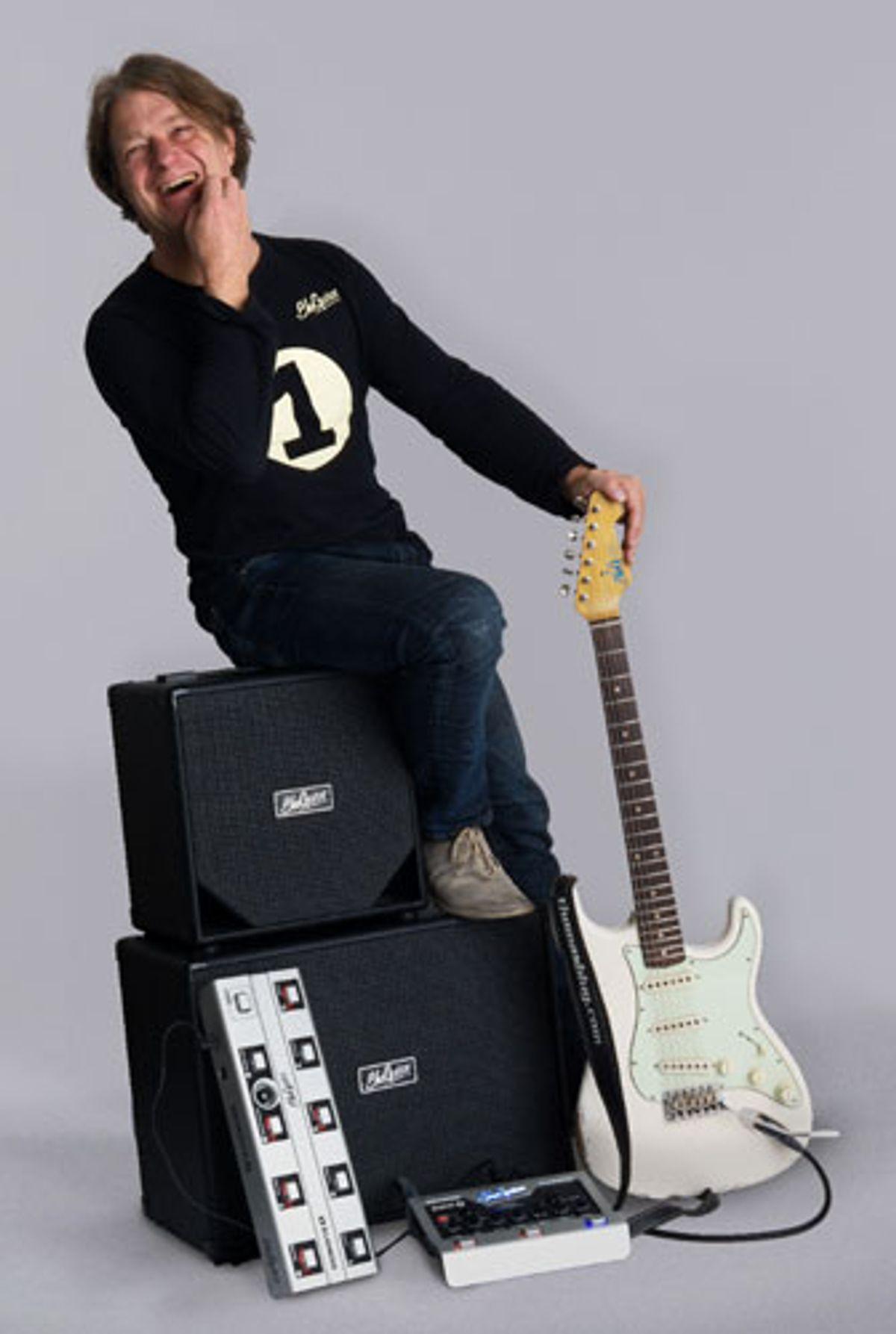 BluGuitar Unveils New Line of Guitar Cabinets