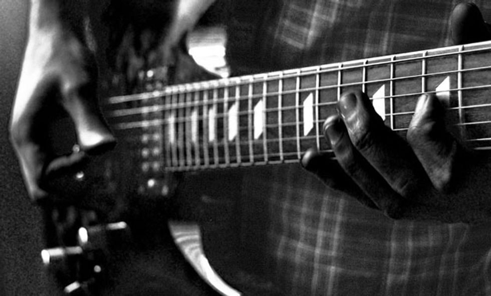 The shred decoders guide to sweep picking premier guitar