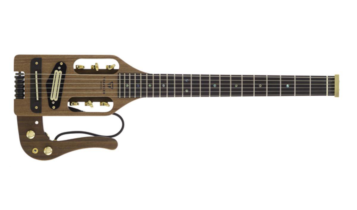 Traveler Guitar Upgrades the Pro Series