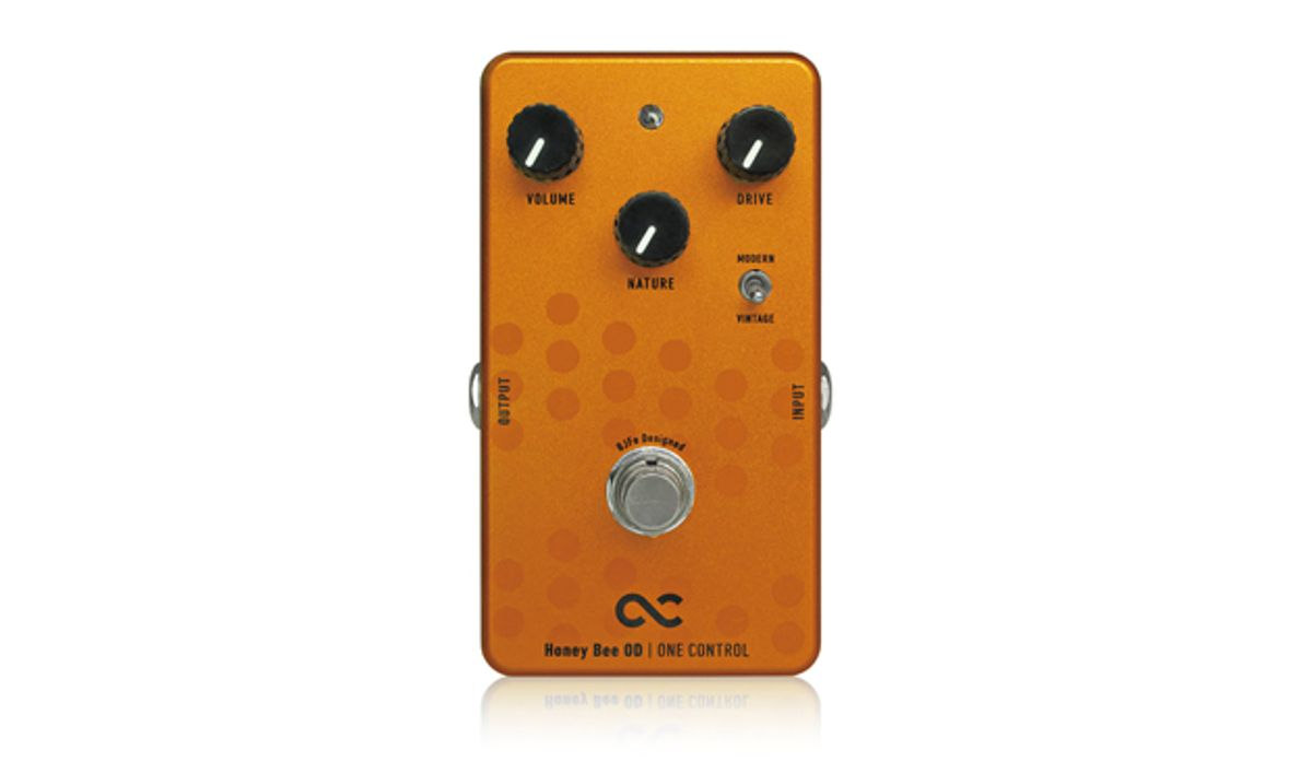 One Control Introduces the Honey Bee Overdrive