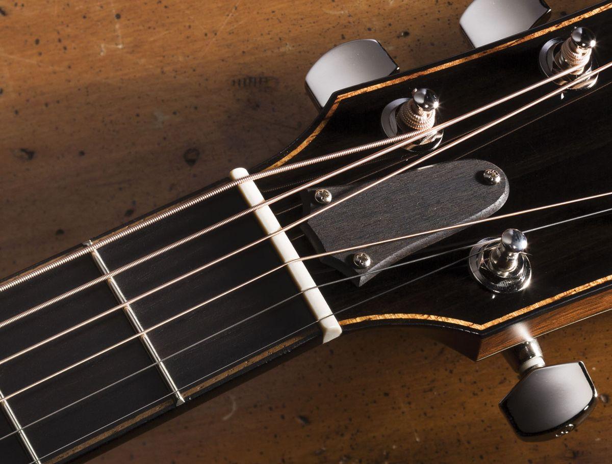 Acoustic Soundboard: Nut Job