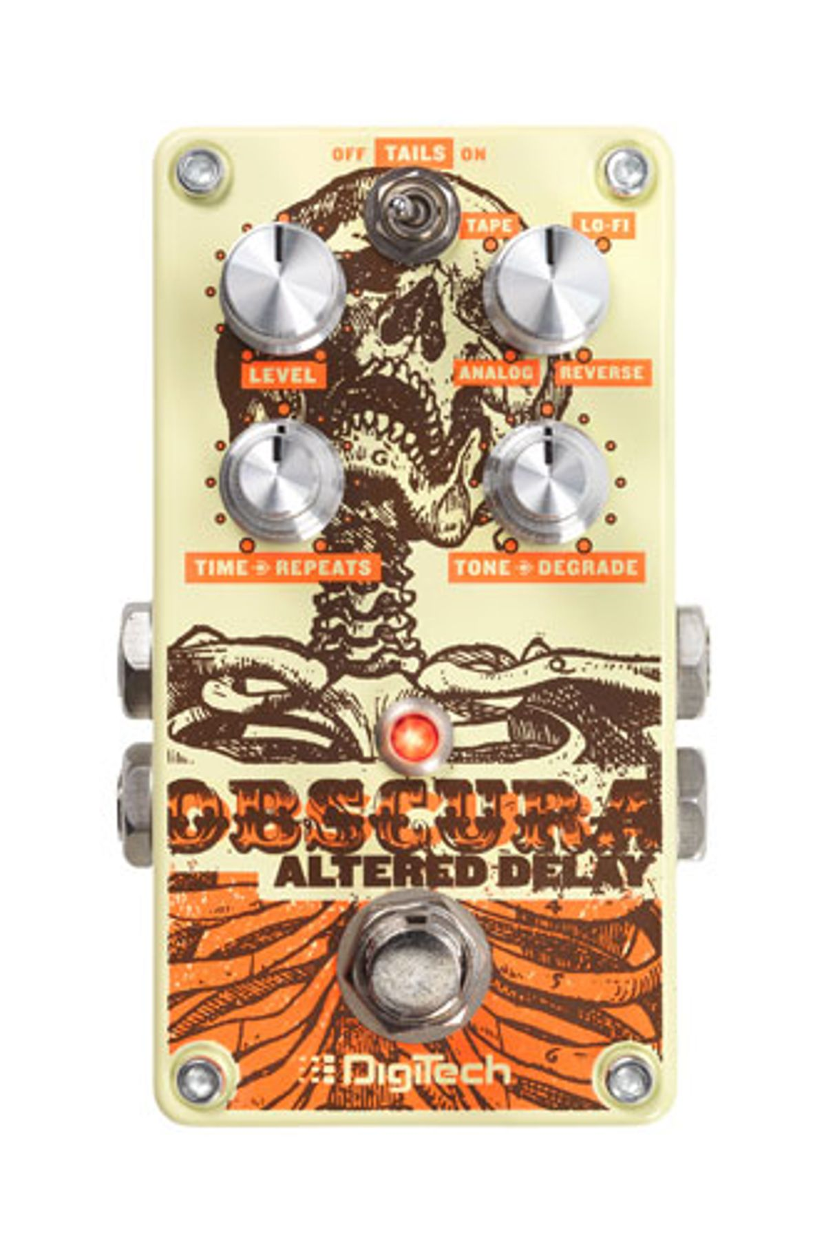 DigiTech Releases the Obscura Altered Delay