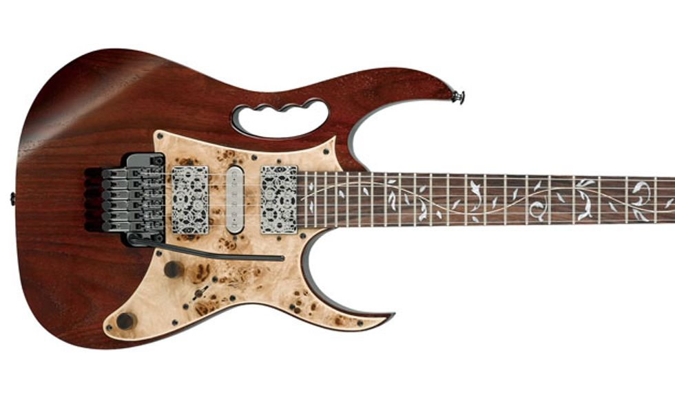 24676 Ibanez Introduces New Steve Vai Signature Model